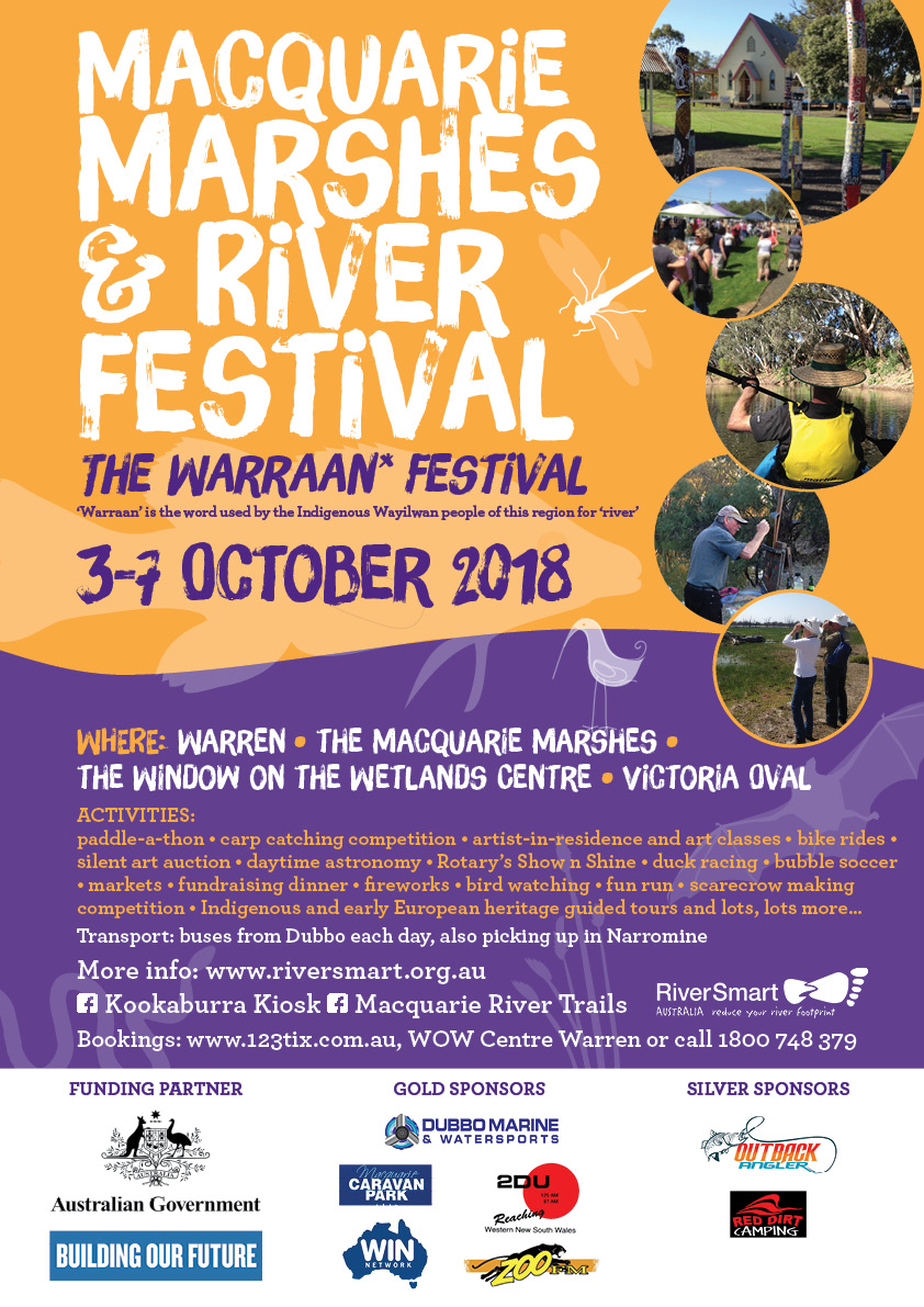 Macquarie Marshes and River Festival