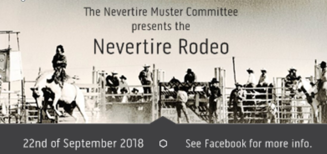Nevertire Rodeo
