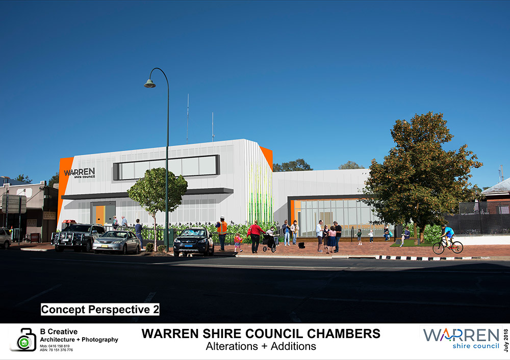 New community centre and Council office redevelopment project - Post Image