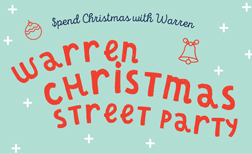 Warren Christmas Street Party